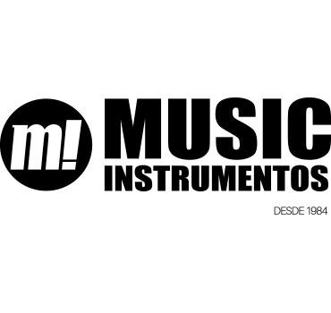 Music instrumentos logo