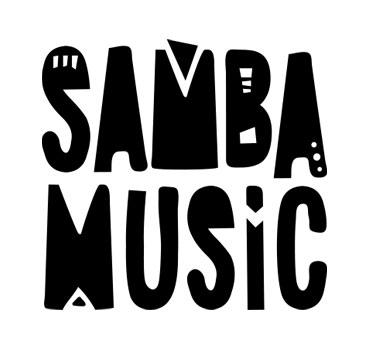 Samba music logo