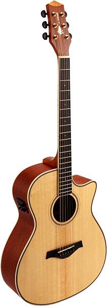AH-GC100NS violão phx