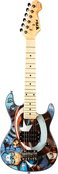 GMC-K2 guitarra phx marvel