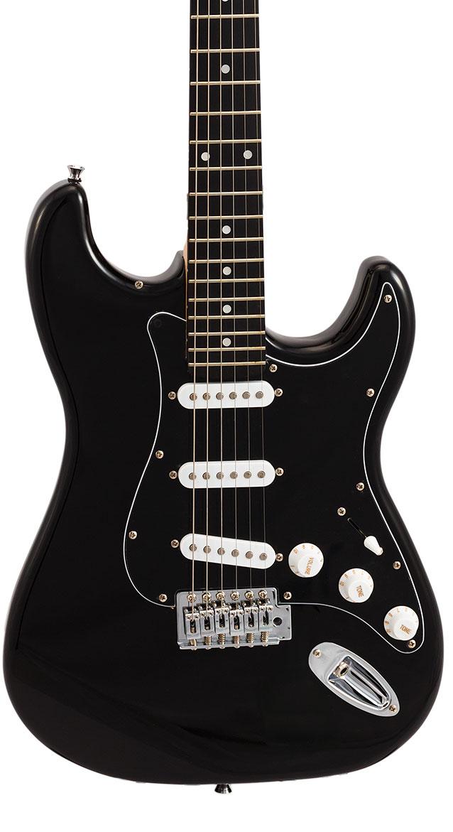 IST-BK guitarra